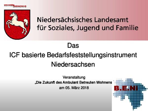 Niedersachsen Karte Pdf.3 Das Icf Basierte Bedarfsermittlungsinstrument Niedersachsen