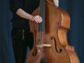 Kontrabass-Jazz