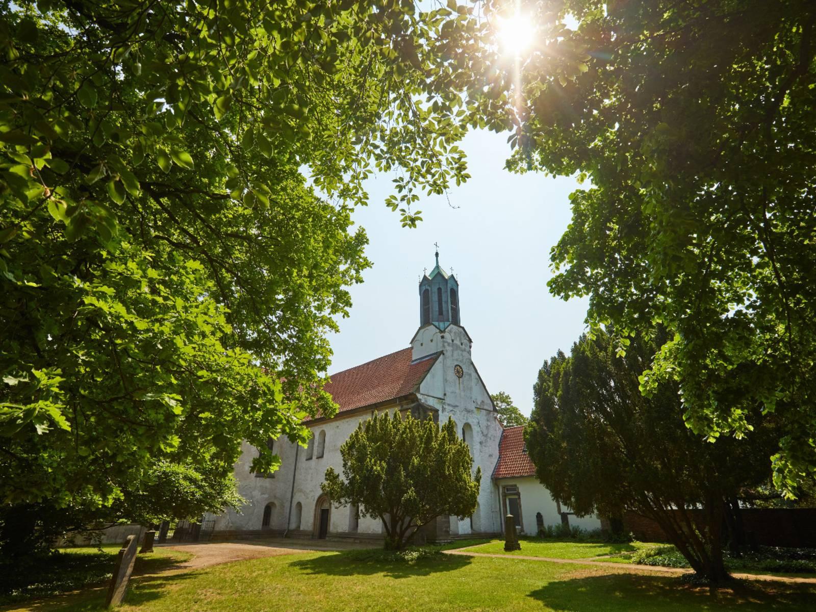 Ehemaliges Augustinerinnenkloster im Stadtteil Marienwerder im Nordwesten von Hannover