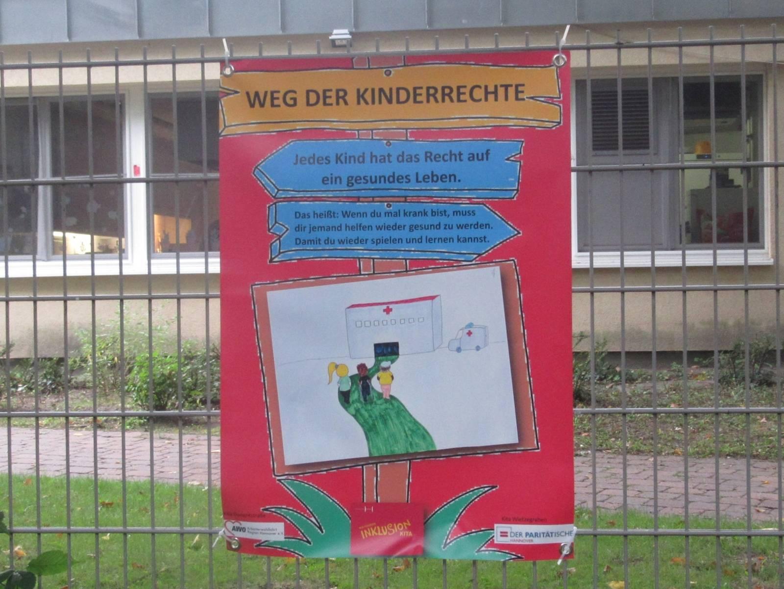 Titelbild Kinderrechte