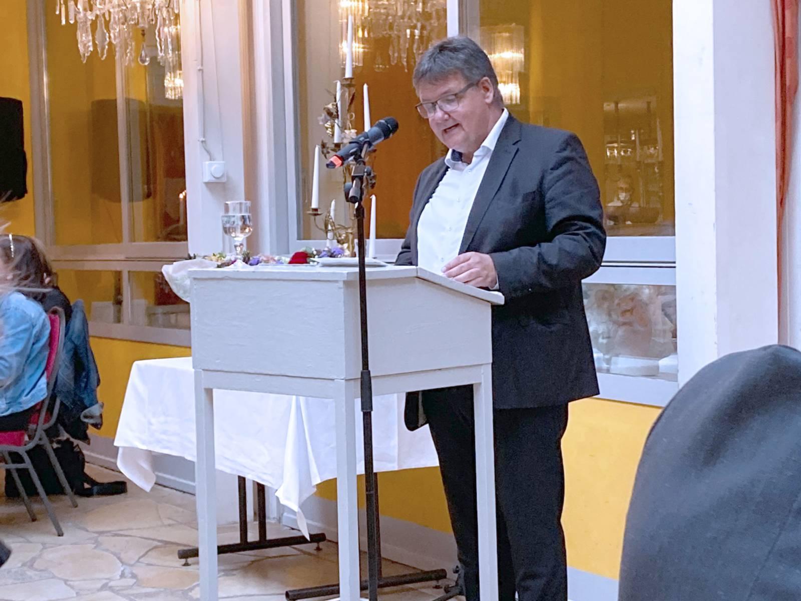 Bürgerpreisverleihung im Stadtbezirk Ricklingen