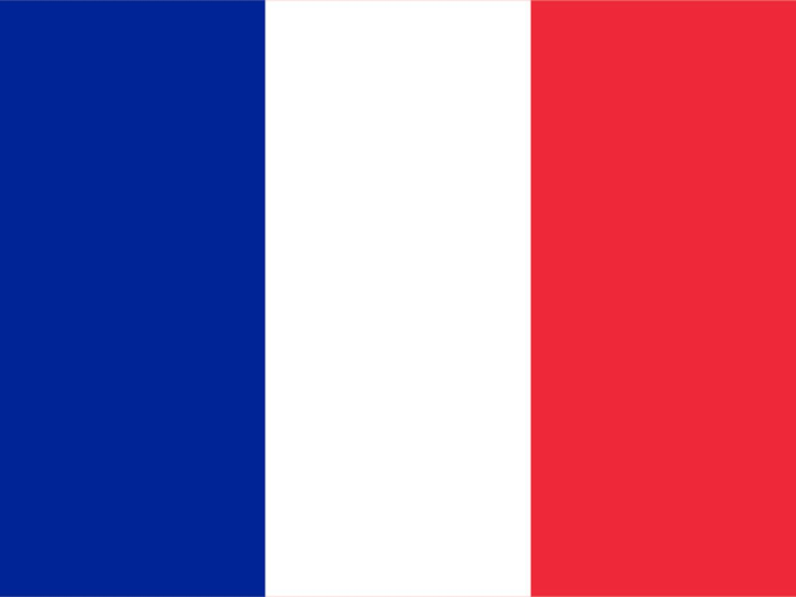 Flagge Frankreichs