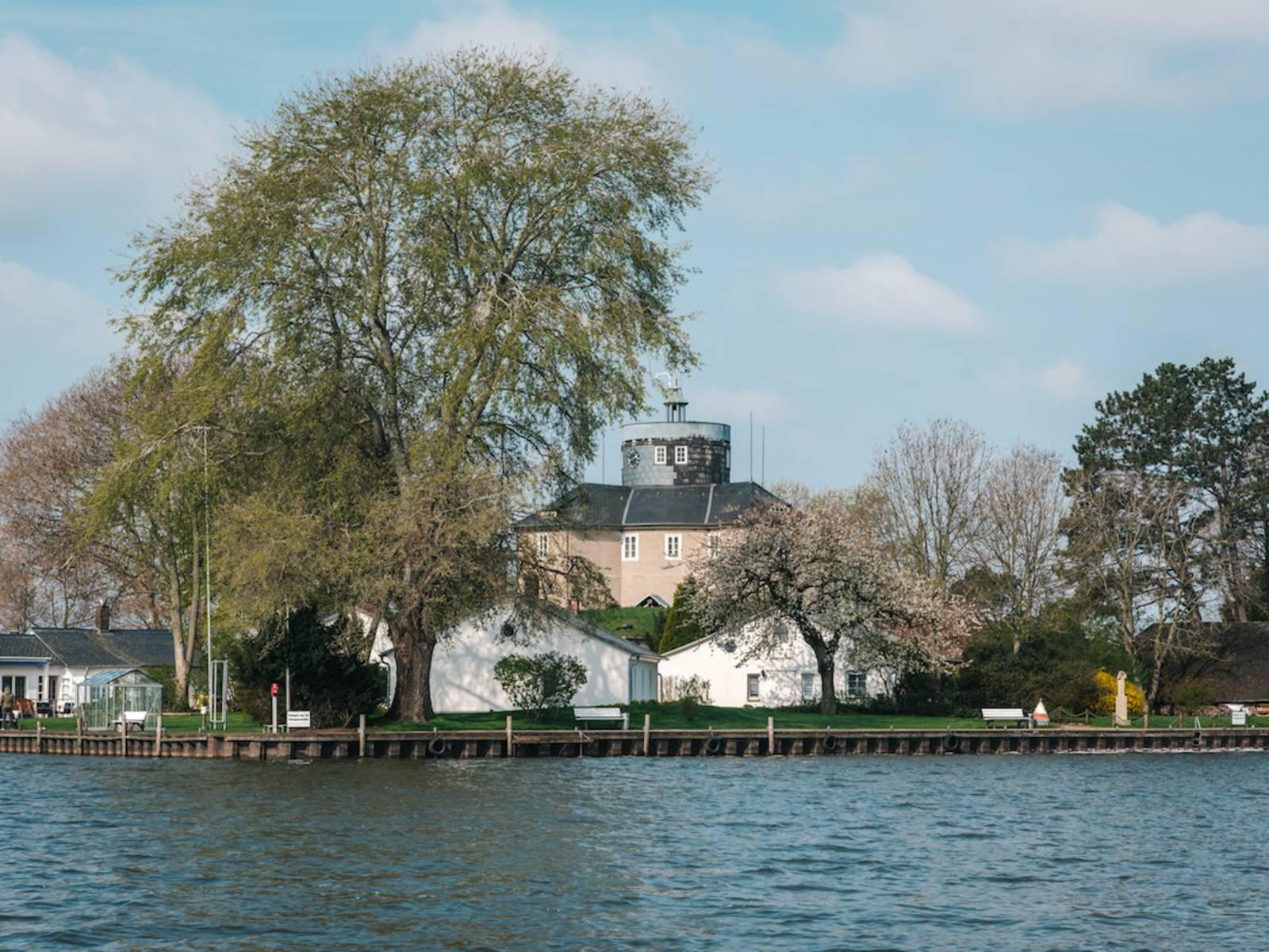 Insel Wilhelmstein: Ein Ort für Kultur, zum Heiraten, Übernachten oder Picknicken