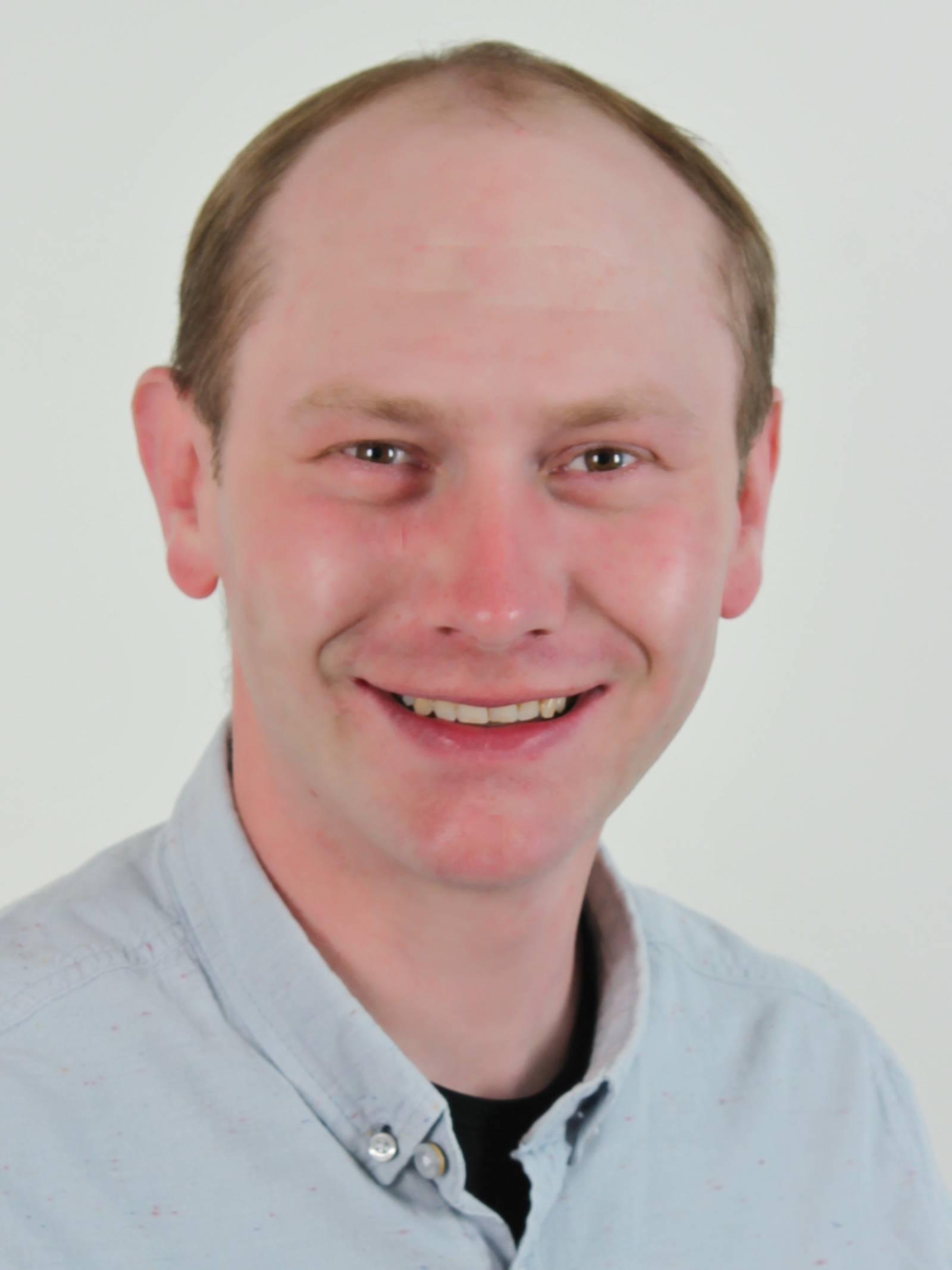 Portraitfoto eines Mannes