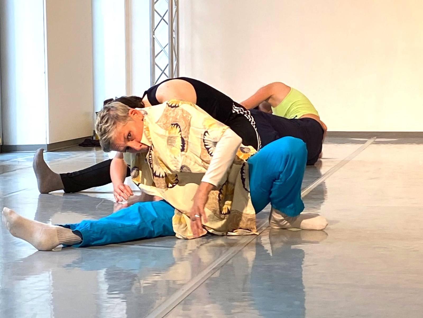 Heidi Weiss, Tänzerin, Choreographin und Dozentin