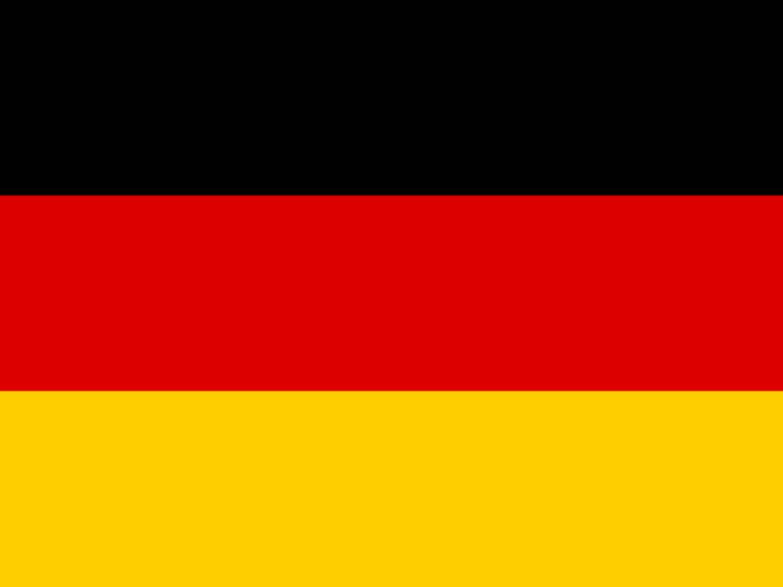 Flagge der BRD