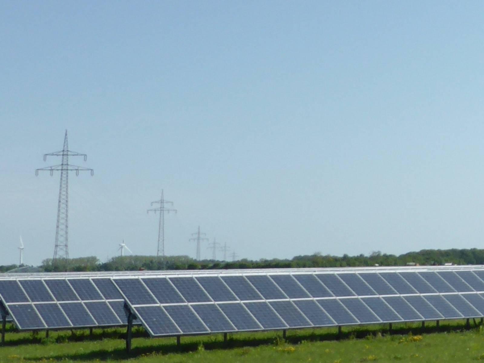 Photovoltaik-Anlage