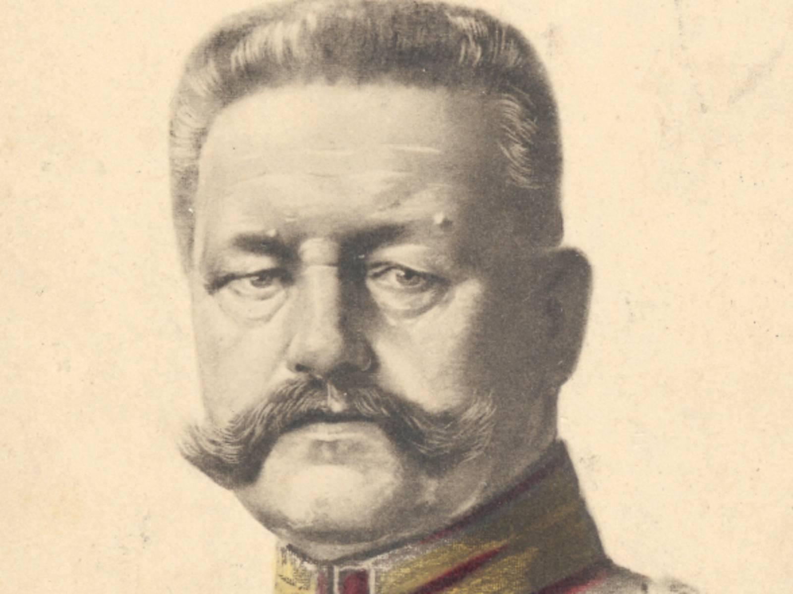 """Der 19. Band der """"Hannoverschen Studien"""" trägt den Titel """"Hindenburg in Hannover 1919-1925""""."""