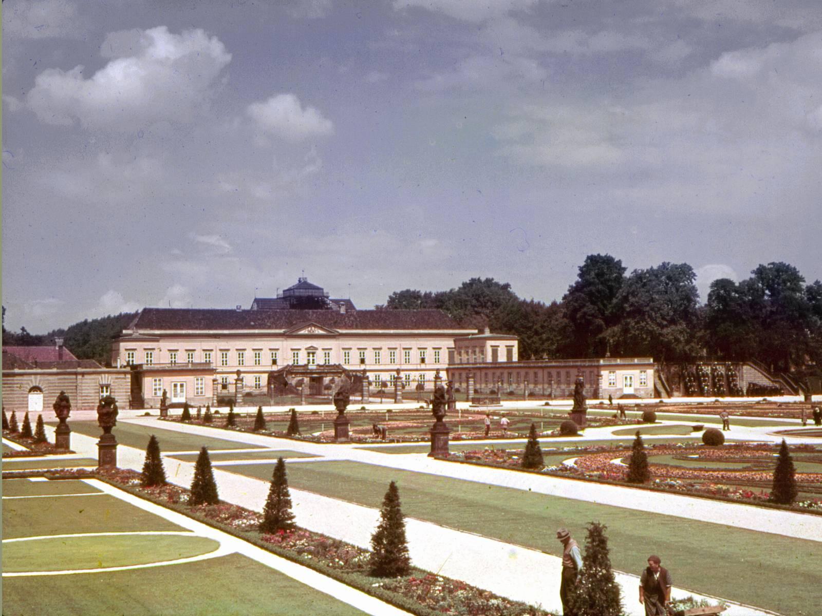 Parterre Schloss Herrenhausen