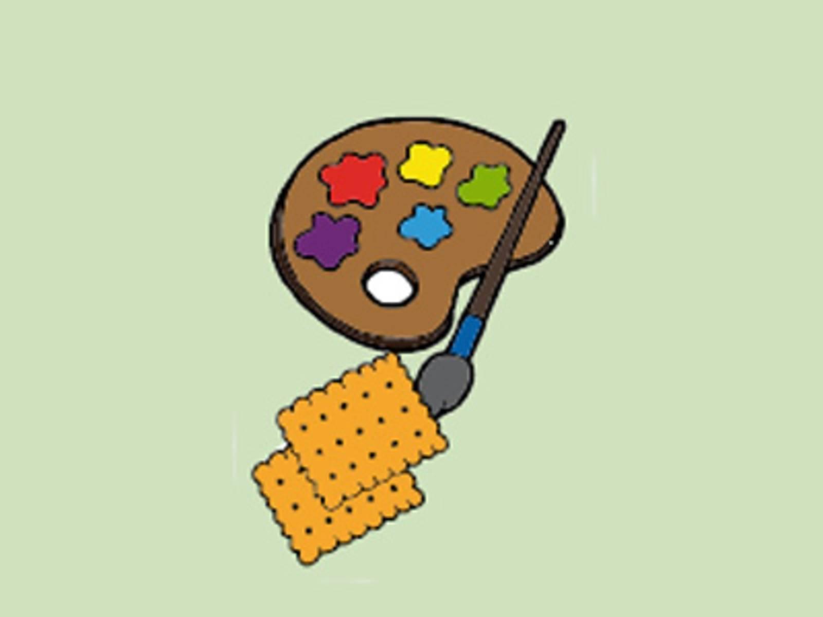 Kunst und Kekse