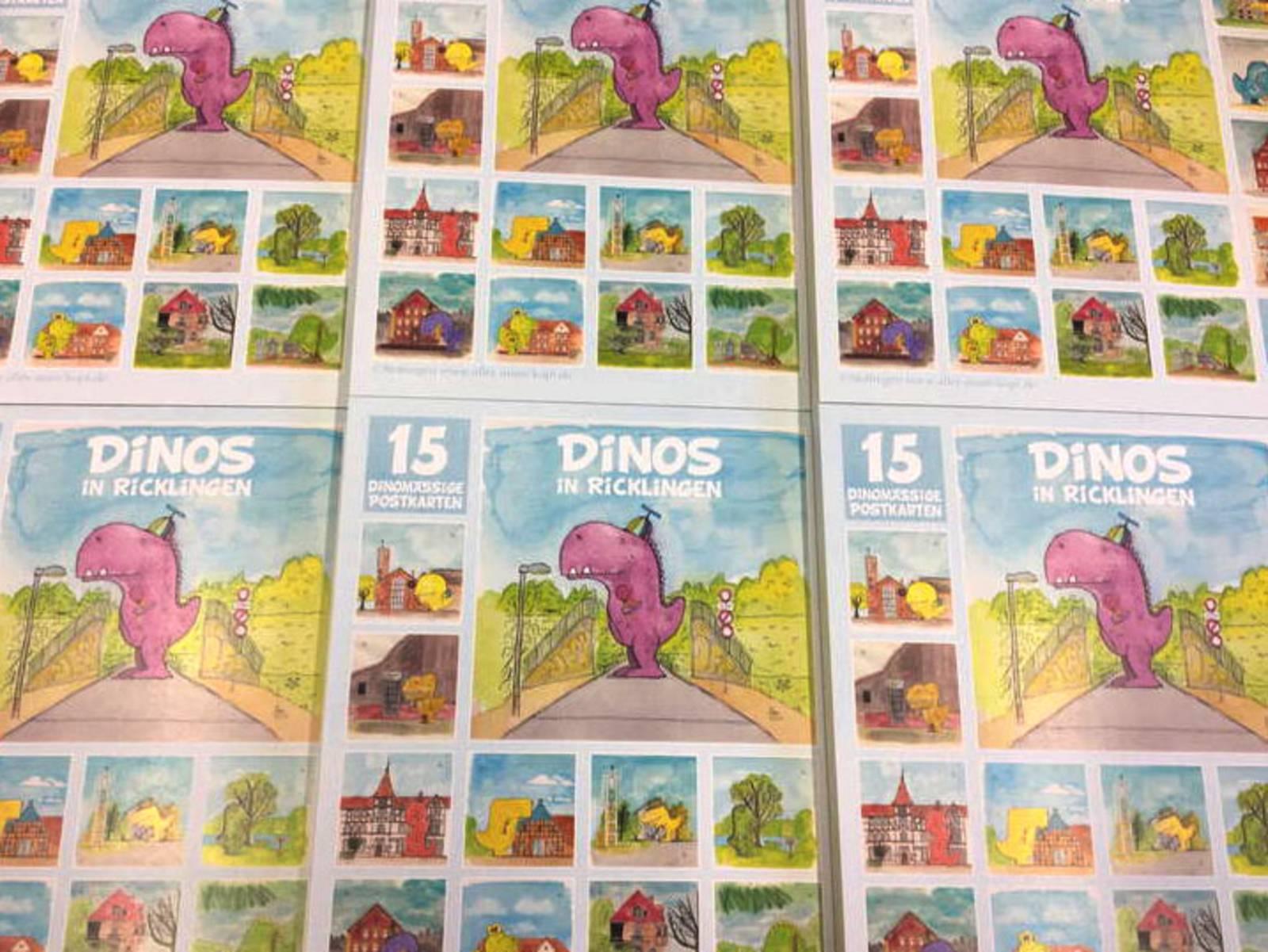 Postkarten von Timo Stoffregen