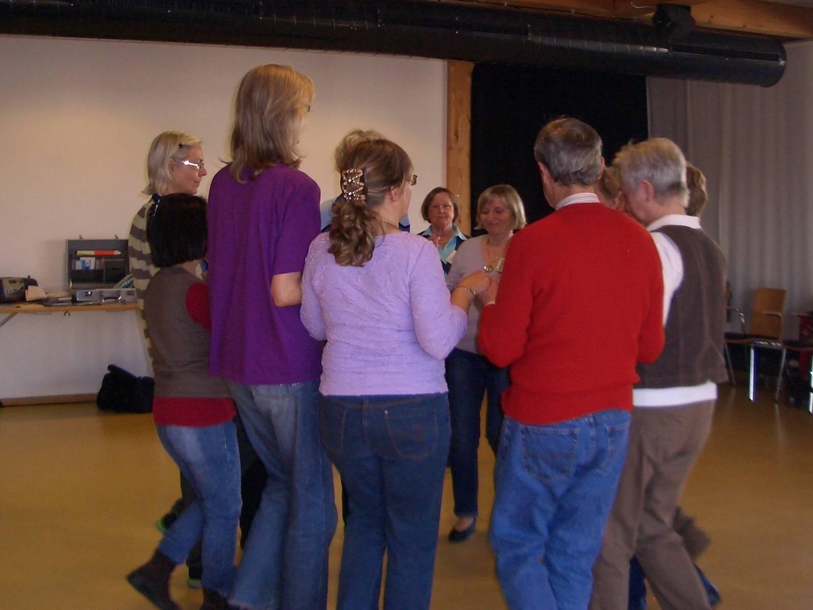 Internationaler Tanz und Bewegung