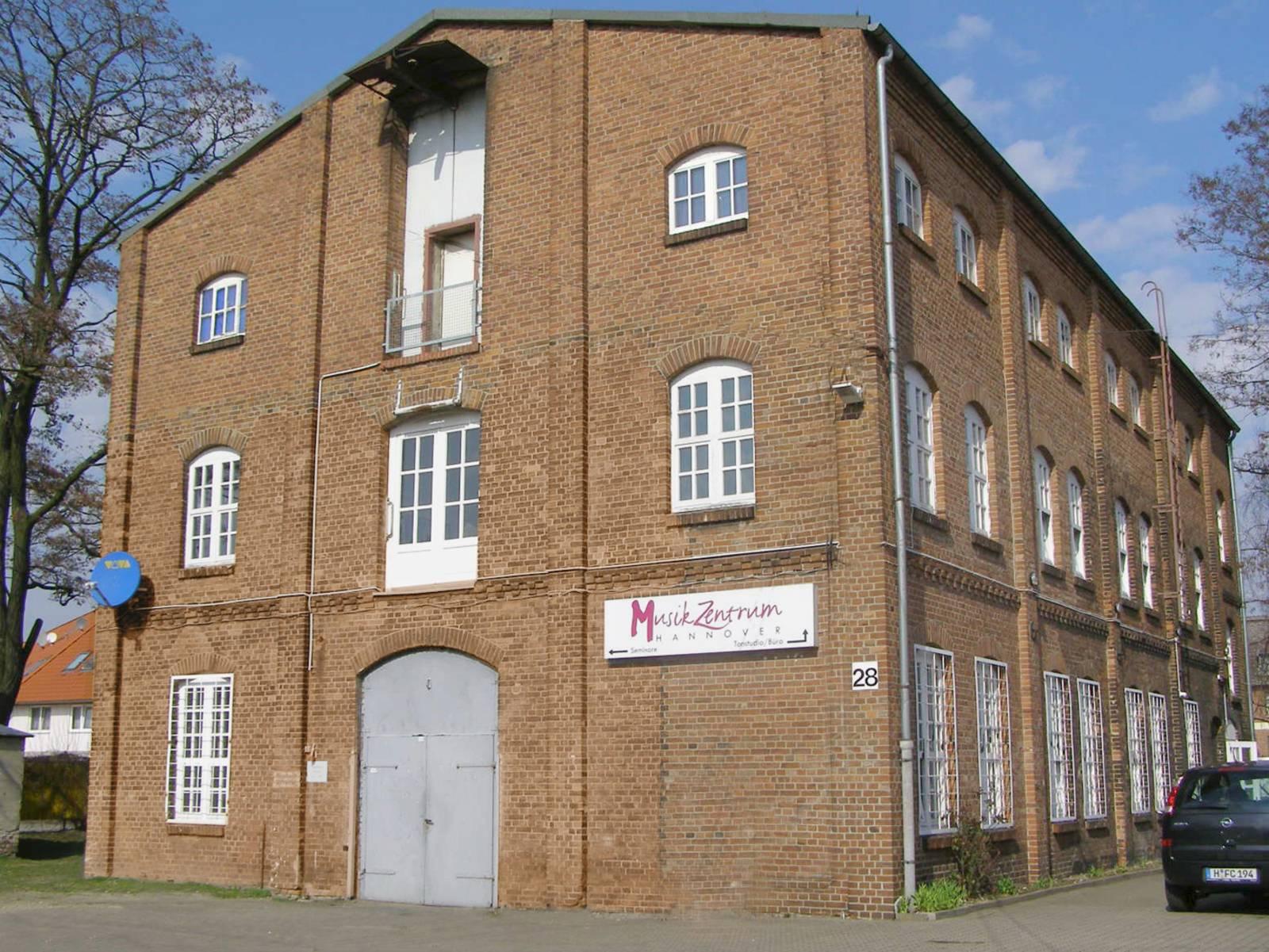 Das MusikZentrum ist ein Veranstaltungszentrum in Hannover.