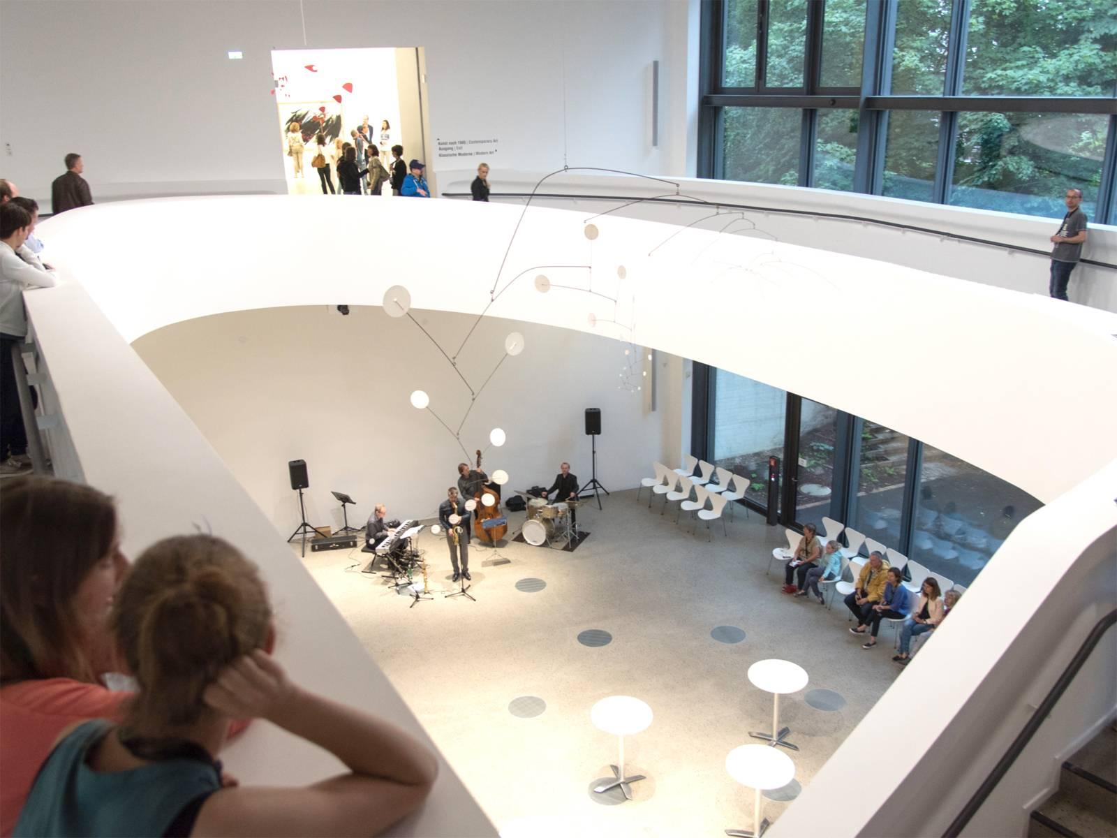Das Sprengel Museum Hannover ist ein Museum für moderne Kunst.
