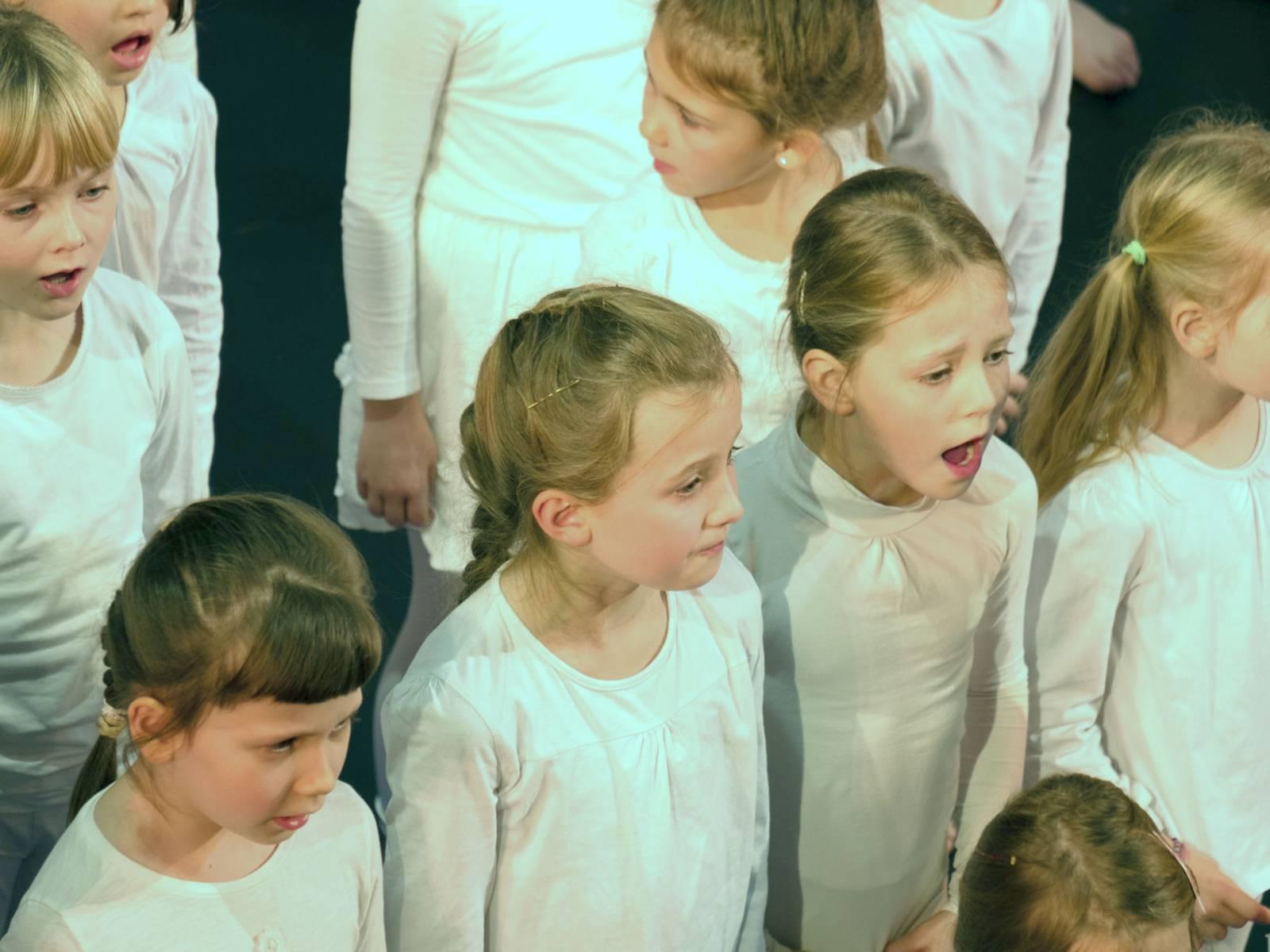 Kinderchor der Musikschule