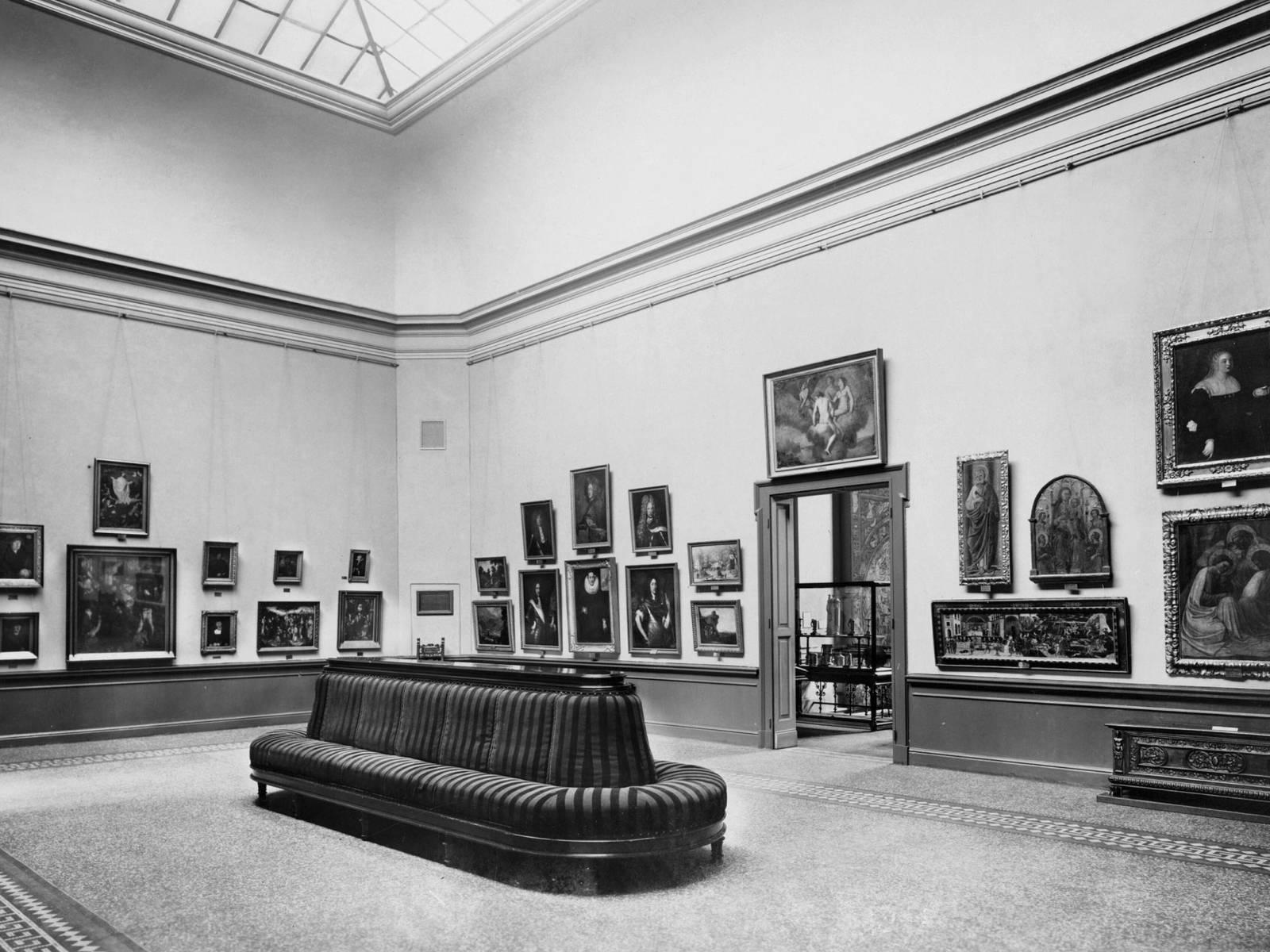 """Ehemalige """"Städtische Galerie"""""""