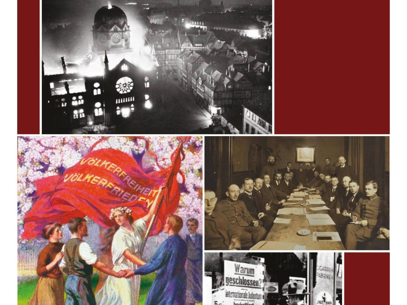 Zeitenwende(n) 1918 - 1938. Gedenken am 9. November