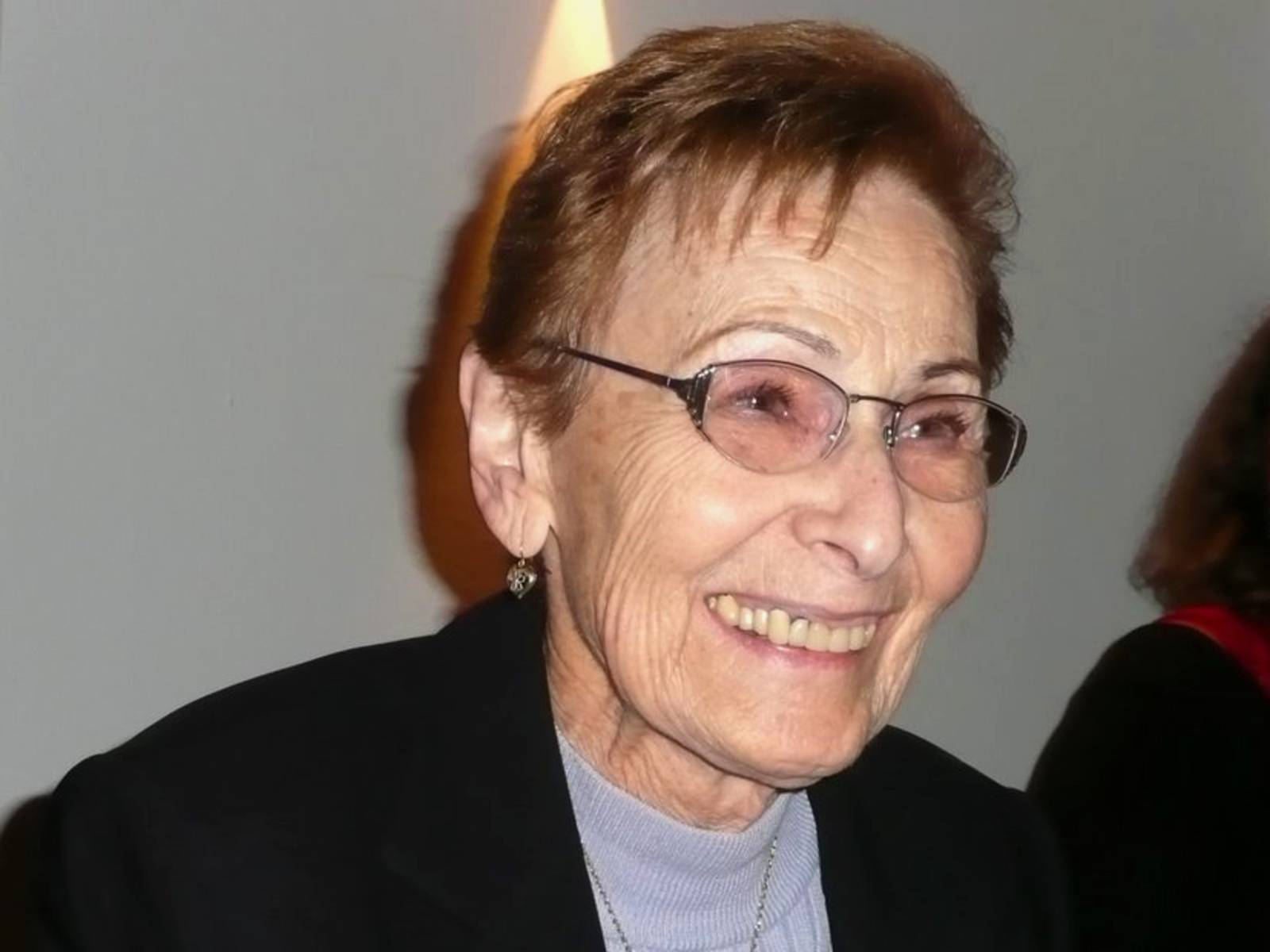 Henny Simon geb. Rosenbaum (1925-2017)