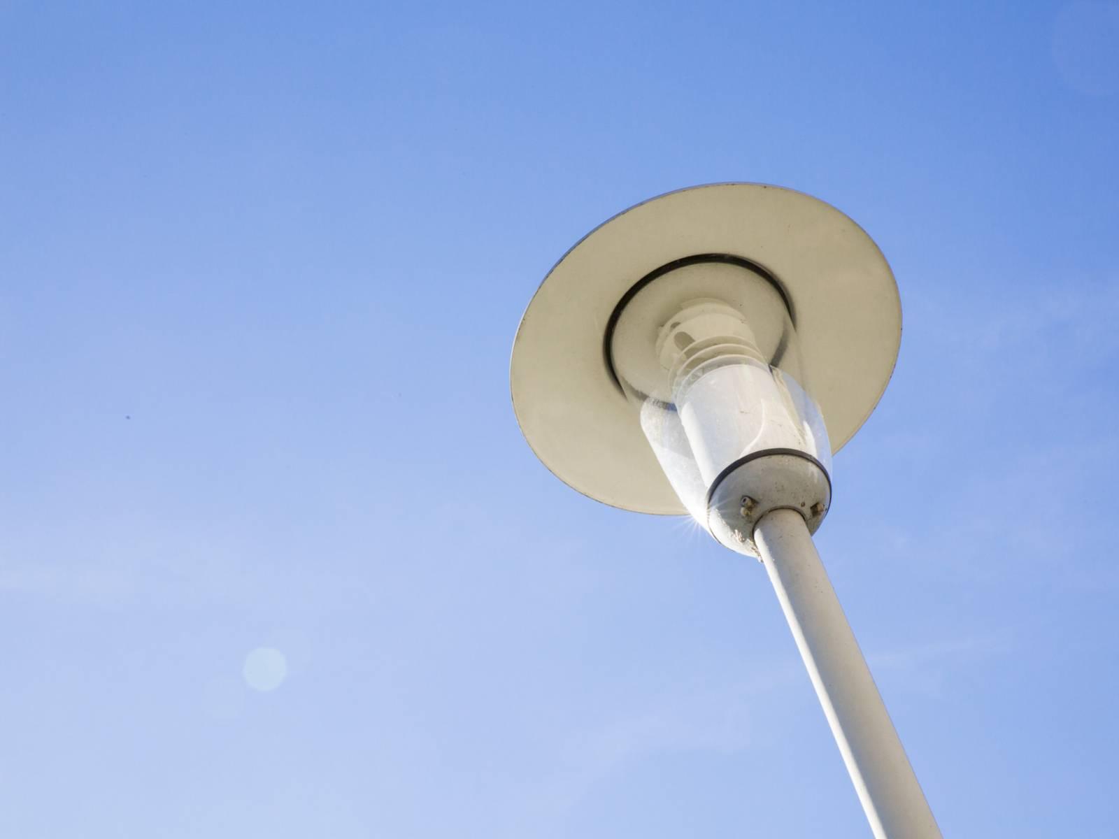 Beleuchtungsmasten