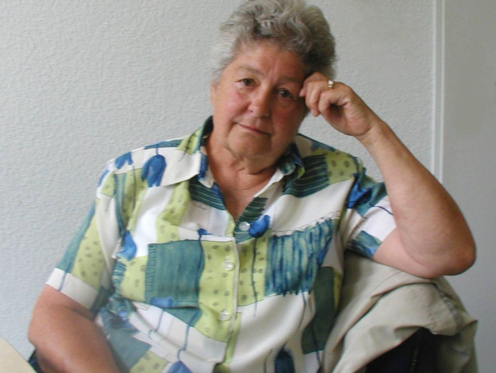 Hannelore Kunze (2003)