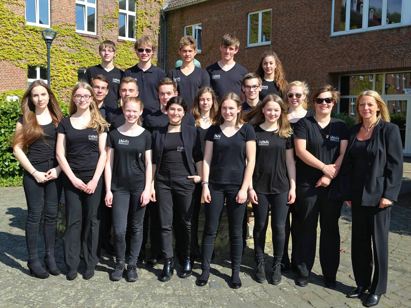 Zupforchester der Musikschule Hannover
