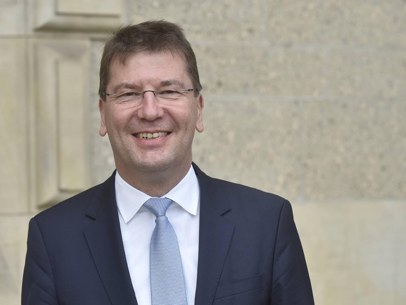 Prof. Dr. Josef von Helden, Präsident Hochschule Hannover