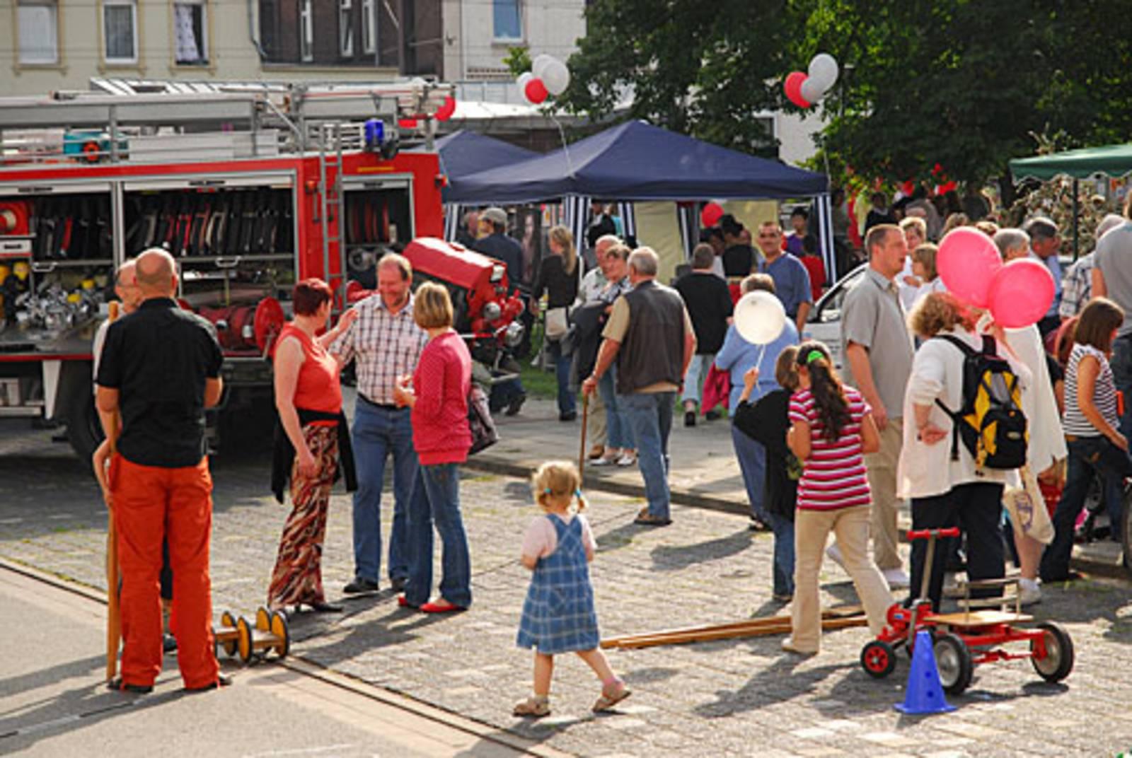 Stadtteilfest in Limmer