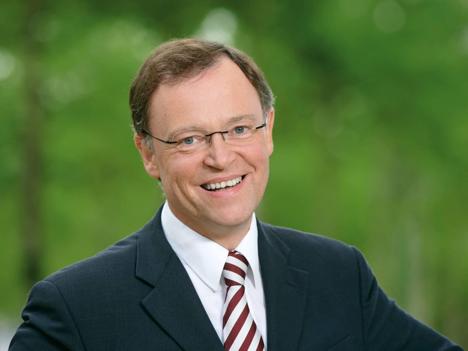 Oberbürgermeister Stephan Weil