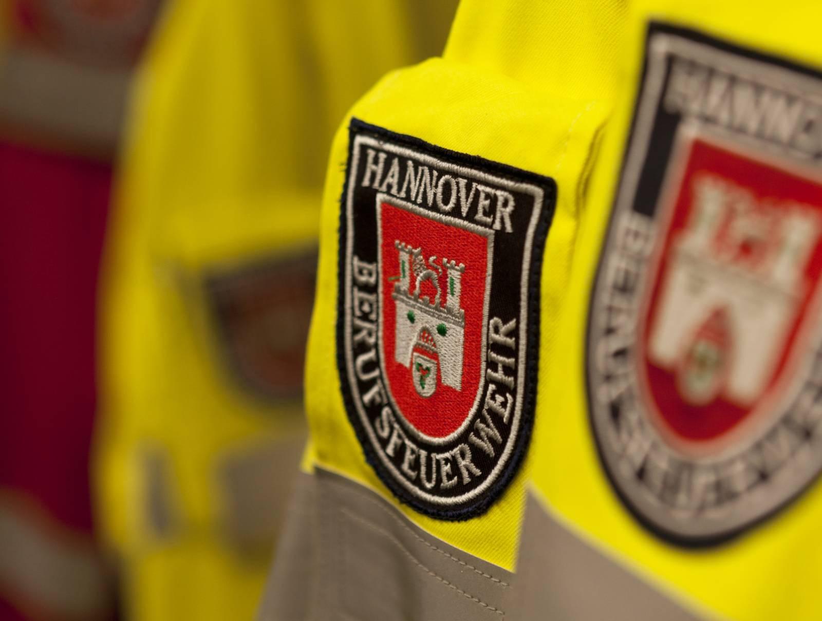 Abzeichen der Feuerwehr Hannover
