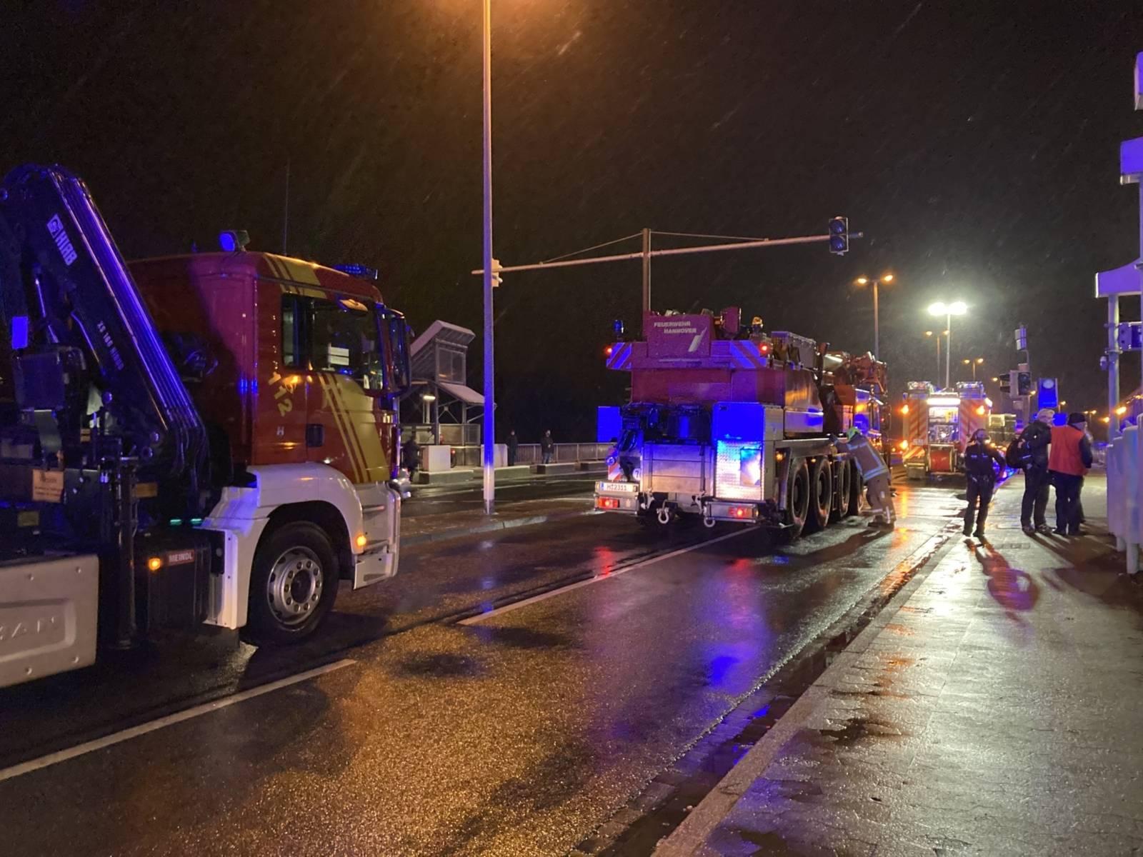 Viele Feuerwehrautos