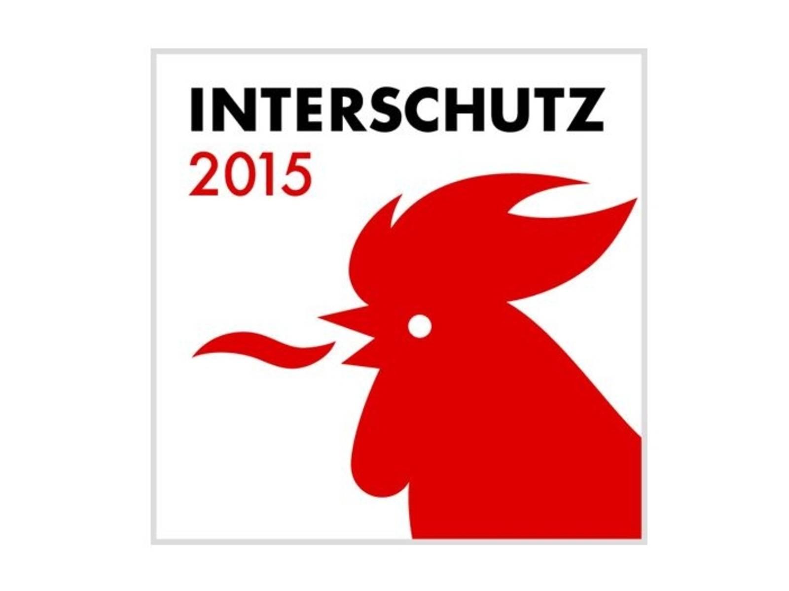 Logo zur Intersschutz 2015