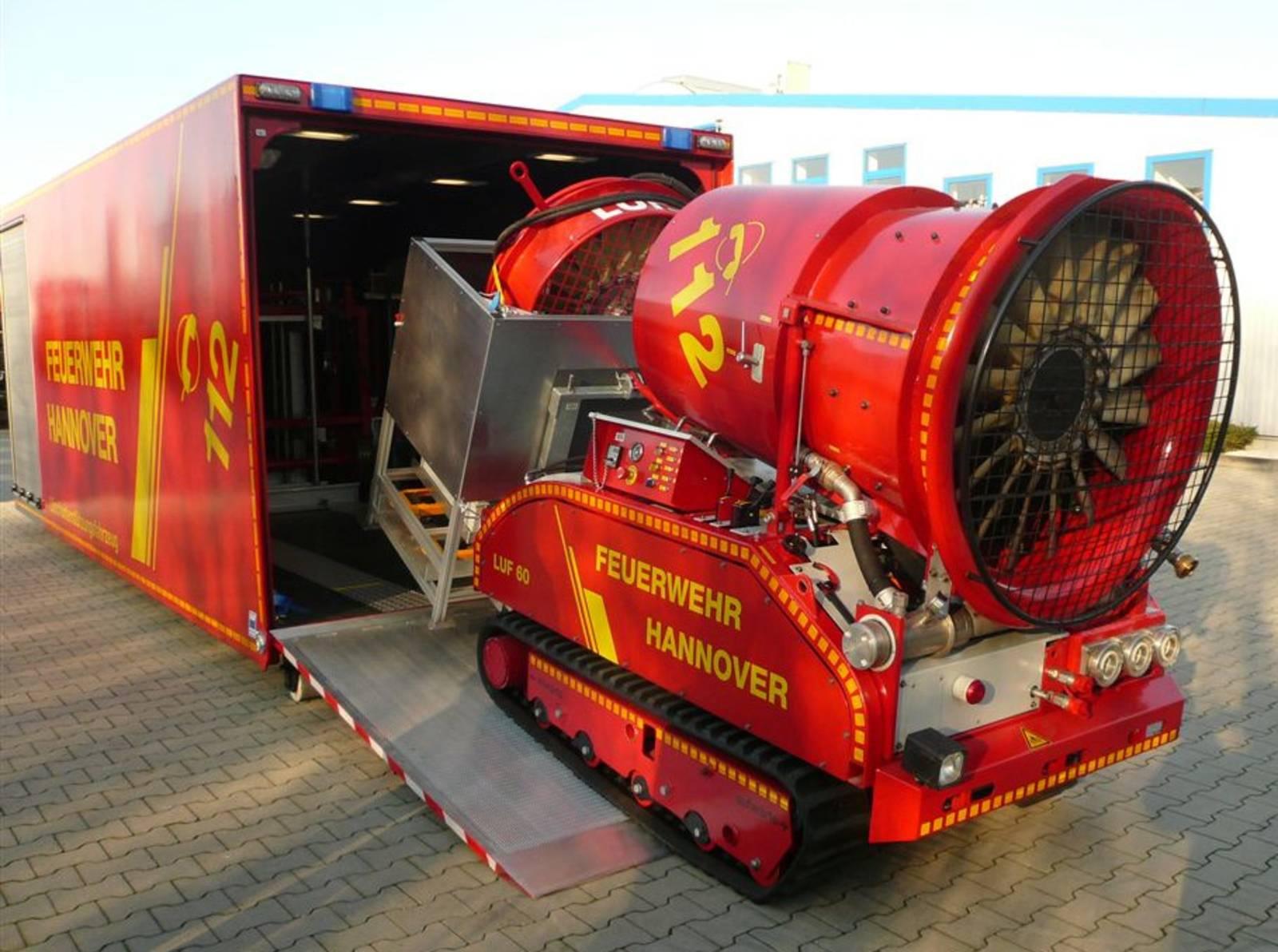 Farhzeuge der Feuerwehr Hannover