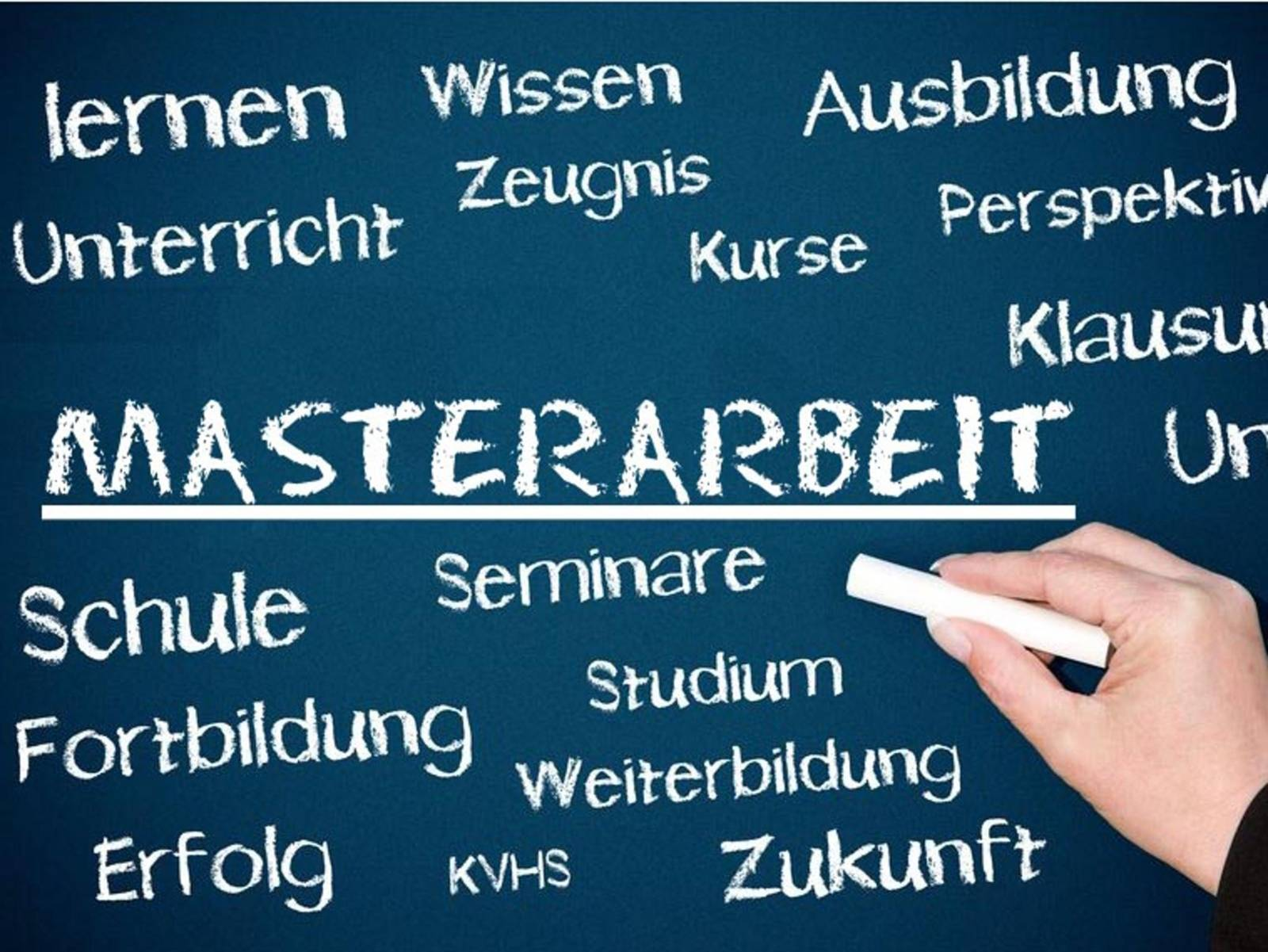 Bachelor-/Master- und Diplomarbeiten