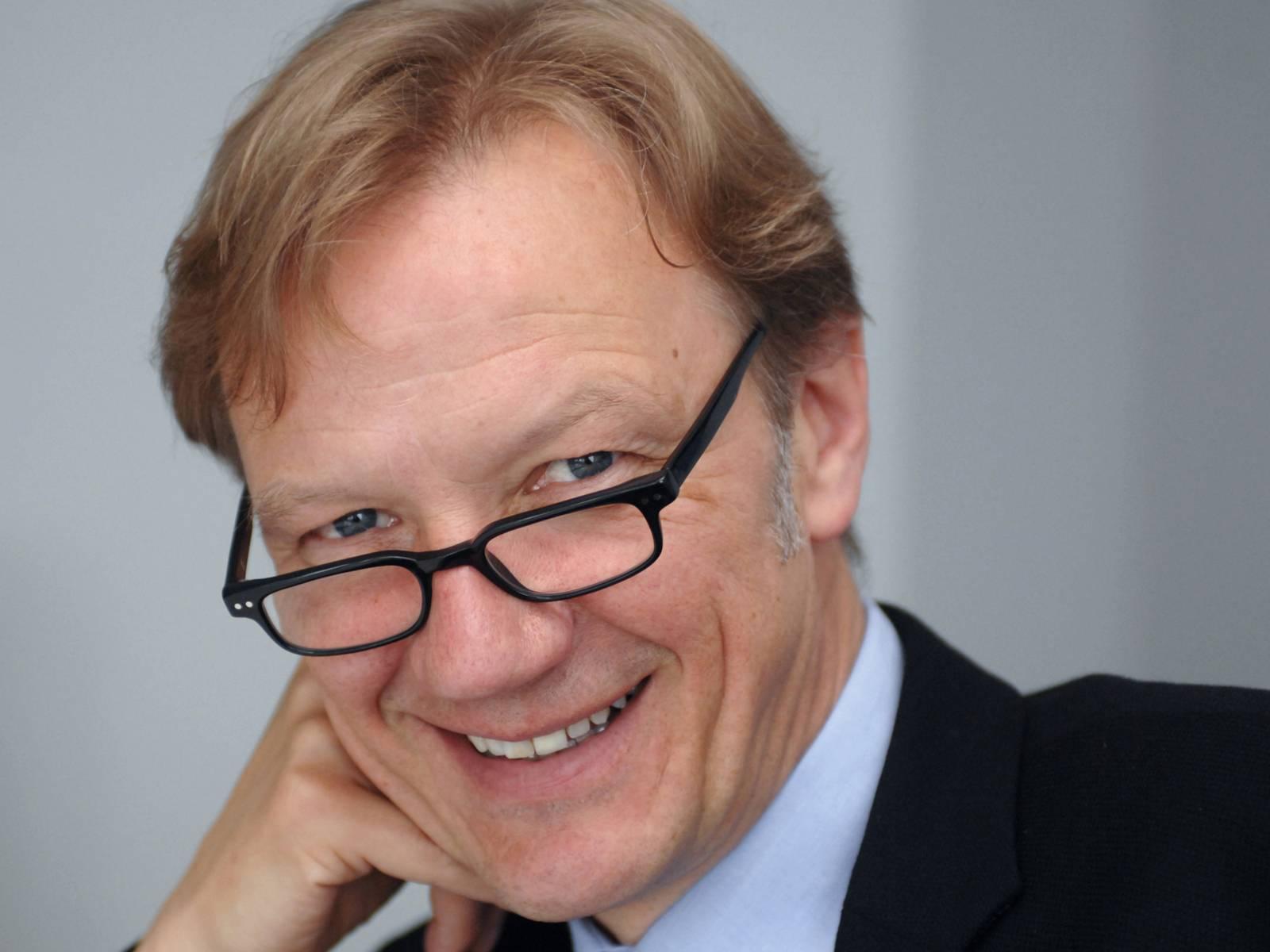 Stadtbaurat Uwe Bodemann