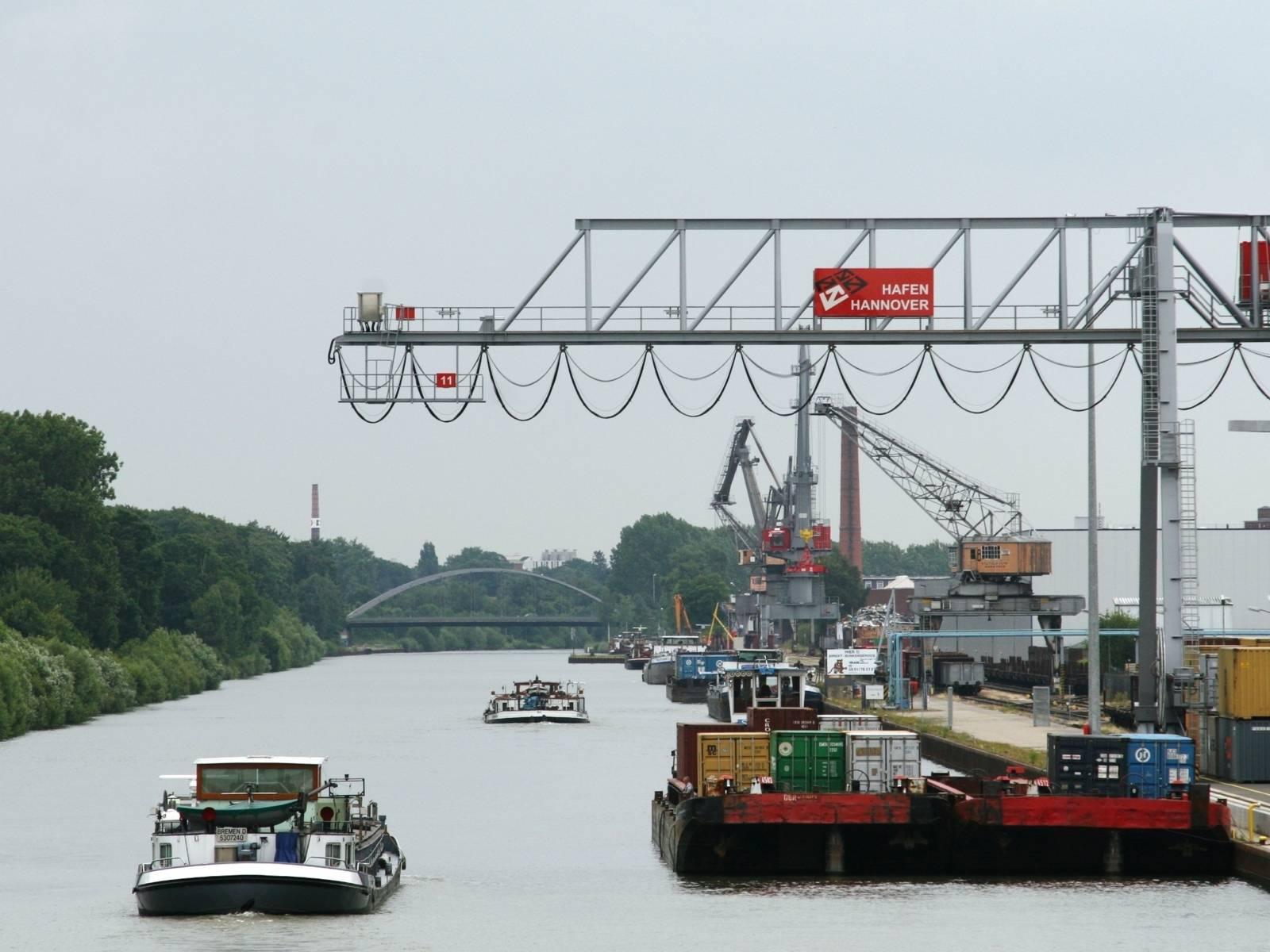 Containerterminal Hannover  - Nordhafen