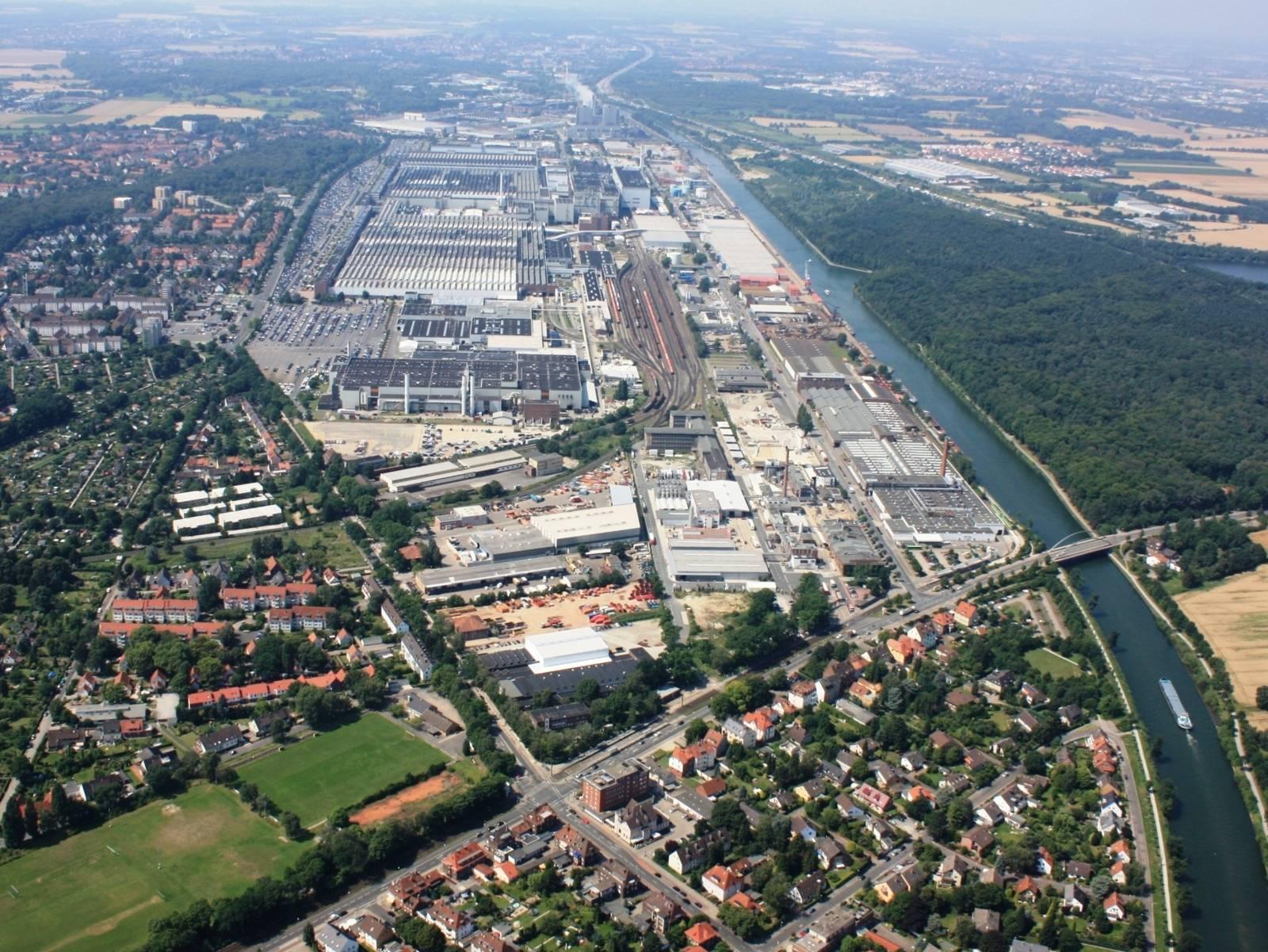 Luftbild Nordhafen