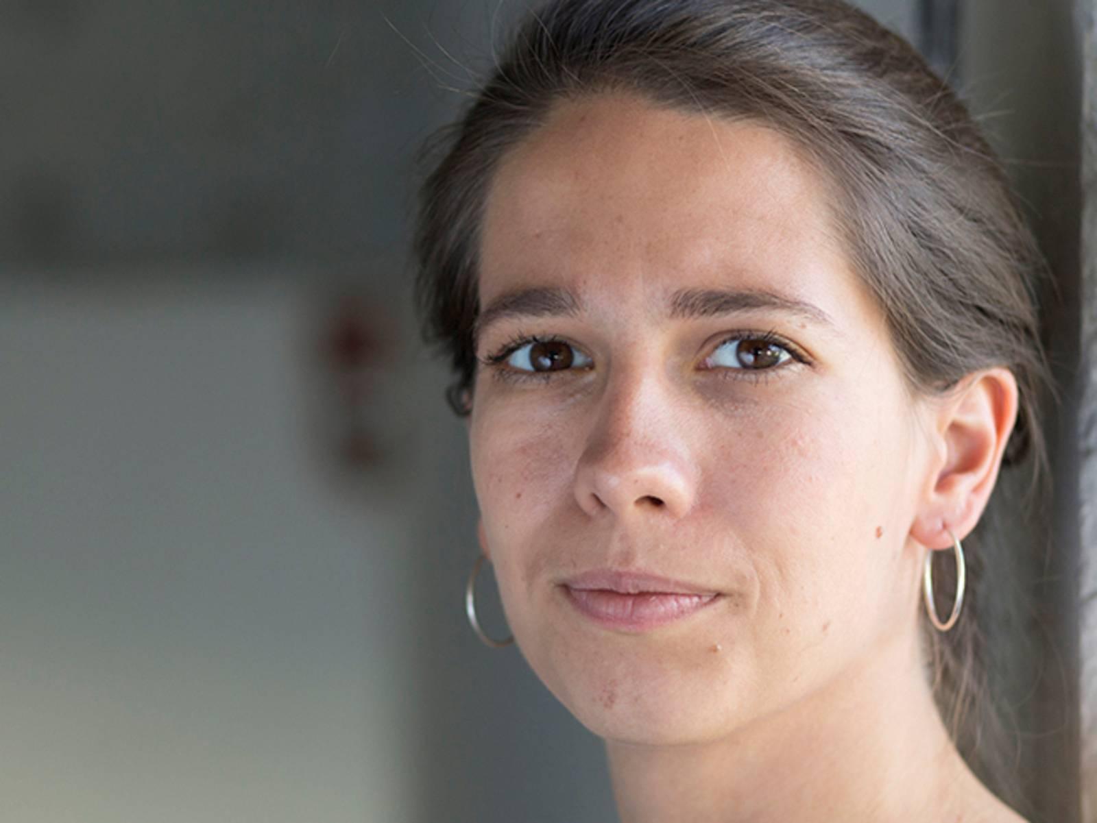 Porträtfoto einer Frau