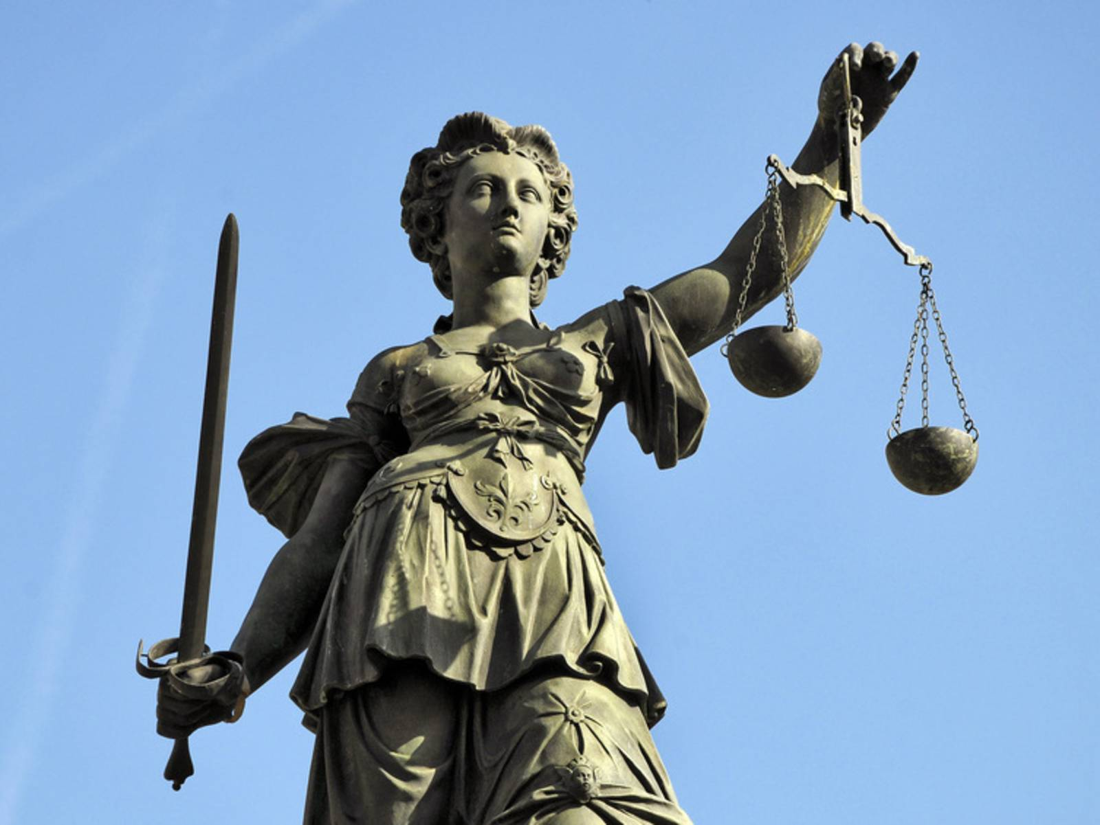Überblick über sämtliche Rechtsbereiche