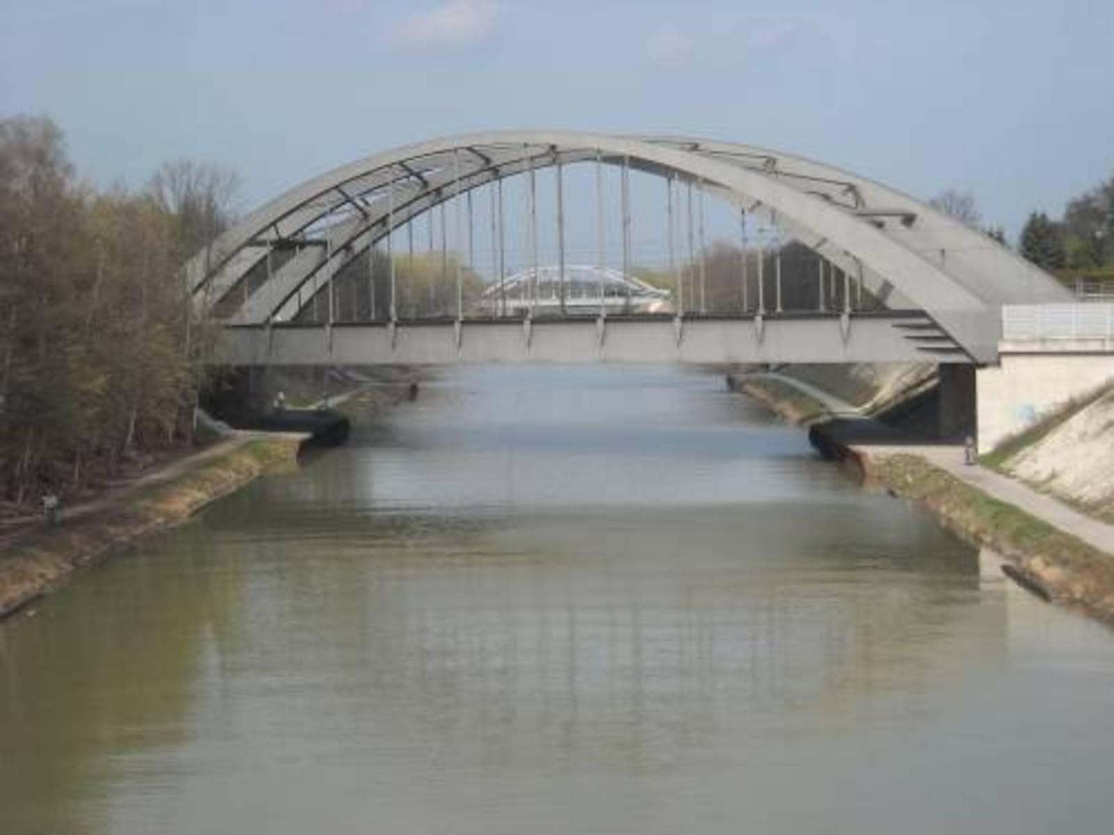 Brücken Mittellandkanal