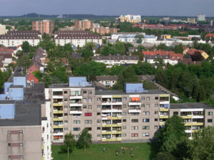 Hochhaus Elmstraße