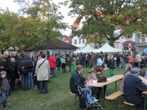 Halloween Fest 2012 am Kantplatz.