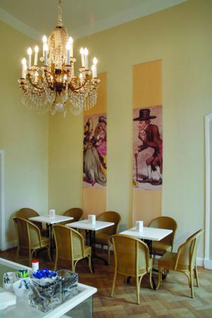 Café im Wilhelm Busch Museum
