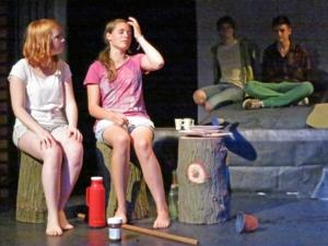 Jugendtheater MAXIMAL lieb war gestern