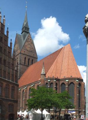 Kunst und Handwerk an der Marktkirche