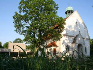 Kapelle auf dem Stadtfriedhof Ricklingen