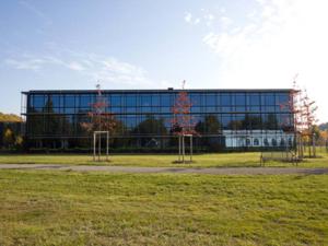 Gebäude im Wissenschafts- und Technologiepark Marienwerder