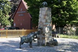 Groß-Buchholz: Der Pinkenburger Platz