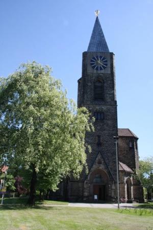 Kleefeld: Die Petrikirche