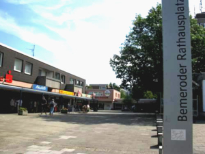 Bemeroder Rathausplatz
