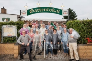 Teamfoto KunstFestSpiele Herrenhausen